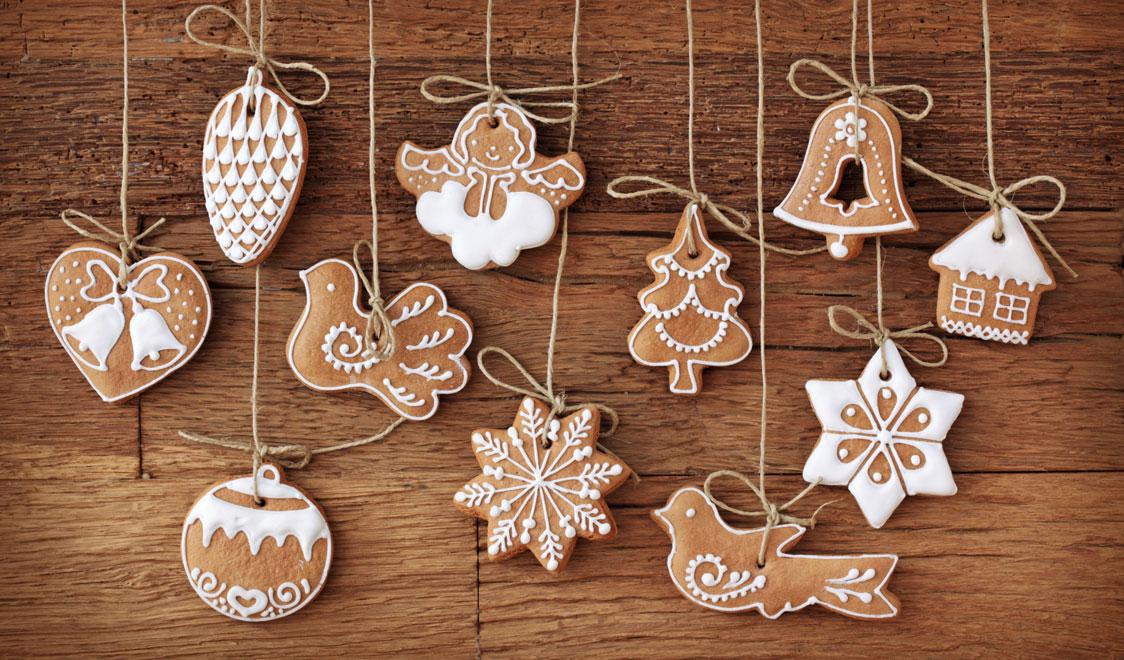 Имбирное печенье на рождество рецепт